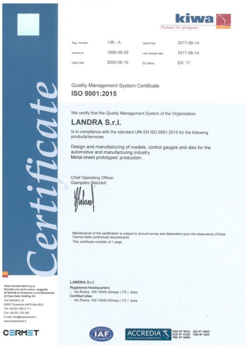 CERTIFICATO INGLESE 9001 2015-page-001